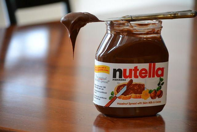 scoop-of-nutella
