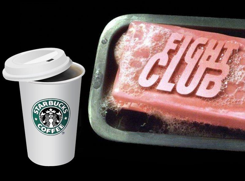 starbucks-fight-club