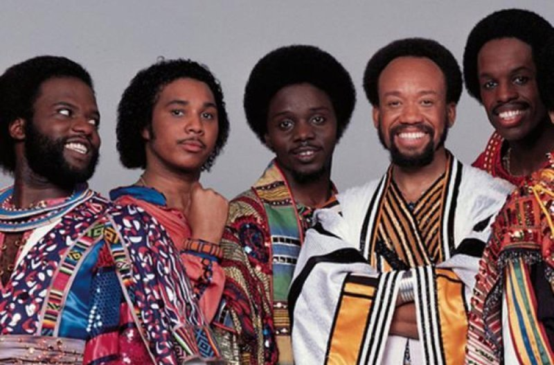 Earth, Wind & Fire on Fresh Prince of Belair
