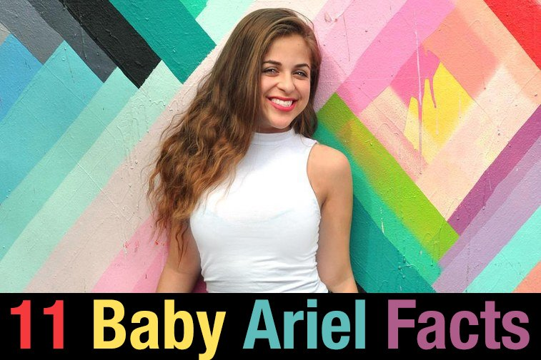 11 Baby Ariel Facts