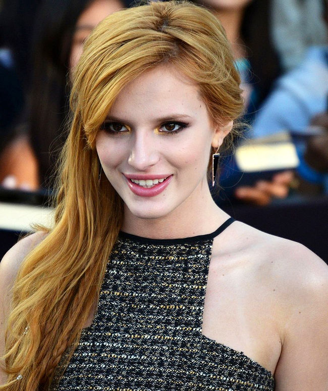 Bella Thorne Facts